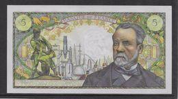 France 5 Francs Pasteur - 4-9-1969 - Fayette N° 61-11 - SPL - 5 F 1966-1970 ''Pasteur''