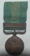 Médaille Japonaise , Guerre Russo-Japonaise 1905 . Port-Arthur . WW I - Medals