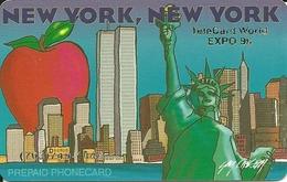 USA: Network Phonecard Technologies - TeleCard World '96 Exposition New York. - Vereinigte Staaten