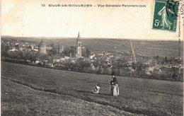 Carte  Postale  Ancienne De SILLE Le GUILLAUME - Sille Le Guillaume
