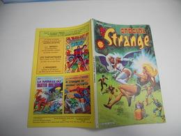 SPECIAL STRANGE EDITION LUG N°41  LES X MEN L'ARAIGNEE  LA CHOSE BE ++ - Special Strange