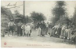 ENV DE LINIEZ  THEME BATTAGE - France