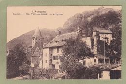 VIC SUE CERE  EGLISE - France