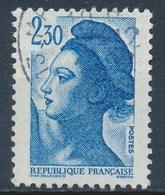 France -Liberté 2,30 Bleu YT 2189 Obl. - 1982-90 Liberté De Gandon