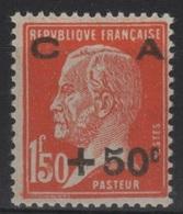 FR 1018 - FRANCE N° 248 Pasteur Surchargé Caisse D'Amortissement Neuf** - Frankreich