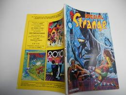 SPECIAL STRANGE EDITION LUG N°39  LES X MEN L'ARAIGNEE  LA CHOSE - Special Strange