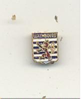 Grand- Duché De LUXEMBOURG - Mini Blason Avec épingle (gr) - Publicité