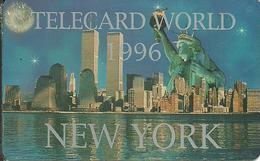 USA: GST - TeleCard World '96 Exposition New York. - Vereinigte Staaten