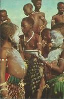 CONGO - VOYAGE DU ROI - ETE 1955 - Familles Royales