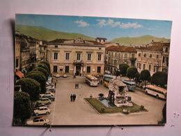 Sarzana - Place Matteotti - La Spezia