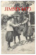 CPA - Trois Vieux Braves Au Pardon De Saint Gildas De Rhuys ( Arr. De Vannes ) 56 Morbihan - Coll. E. Hamonic N° 3172 - Vannes