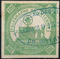 BRAZIL  TELEGRAPH 200R MEYER VFU - Telegraph