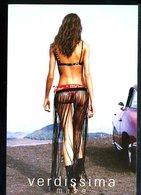 WD296 VERDISSIMA MARE - Advertising
