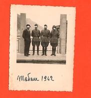 Regia Guardia Alla Frontiera Modane Moriana Fiume Arc Foto 1942 Francia France - Guerre, Militaire