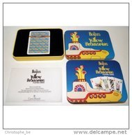 The Beatles, Yellow Submarine Speelkaarten, Playing Cards, Limited Edition, In Tin Box + Certificate - Cartes à Jouer Classiques