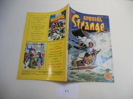 SPECIAL STRANGE EDITION LUG N°2  LES X MEN L'ARAIGNEE  LA CHOSE TBE C1 - Special Strange