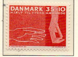 PIA - DANIMARCA -1963 : Pro Opera A Favore Degli Invalidi   - (Yv 428a) - Danimarca