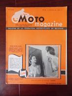 Moto Magazine N° 20 Tramways - 4 Carburateurs - Moto Guzzi - Ergé -... - Auto/Moto