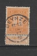 COB 108 Oblitéré DEYNZE - 1912 Pellens