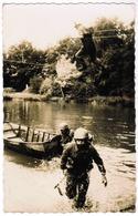 Armée Belge, Belgisch Leger, Para Commandos, Landingsoefening (pk52943) - Manovre