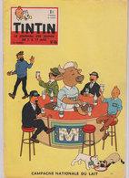 Tintin Et La Brigade M  1959 - Tintin