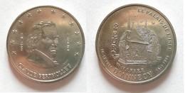 2 EURO VILLE ANNECY - 16-12-1997 * 15-1-1998 LE PALAIS DE L'ISLE - CLAUDE BERTHOLLET - Euros Of The Cities