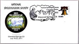 Reunion SOCIEDAD ESPELEOLOGICA - NATIONAL SPELEOLOGICAL SOCIETY. Glenwood Springs CO 2011 - Geología
