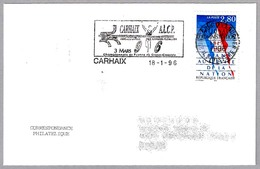 CAMP. DE FRANCIA DE CROSS-COUNTRY - France Championship Of Cross-Country. Carhaix 1996 - Atletismo