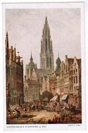 Antwerpen, Cathédrale D'Anvers En 1833 (pk52944) - Antwerpen