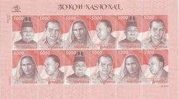 Indonesia 2018 - National Heroes (FS) - Indonesia