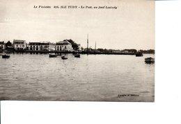 Ile Tudy Le Port, Au Fond Loctudy - Ile Tudy