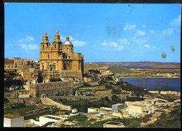 WD305  MALTA  - MELLIEHA VIEW - Malta