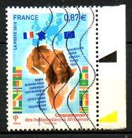 FRANCE. N°4496 Oblitéré De 2010. Indépendances Africaines. - France