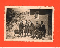 Regia Guardia Alla Frontiera Casermetta Di Confine Slovenia Jugoslavia 1939 Passo Bogatin Slovenija - Guerre, Militaire