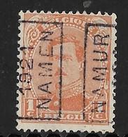 Namen  1921 Nr. 2649A - Vorfrankiert