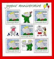 Fr. -- FRANCE  Bloc  &  Feuillet  --  2006  N° BF 100**  Neuf - Blocs & Feuillets