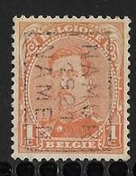 Namen  1921 Nr. 2649B - Vorfrankiert