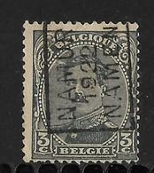 Namen  1922 Nr. 2900A - Vorfrankiert