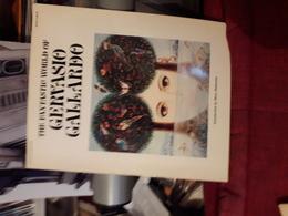 The Fantastic World Of Gervasio Gallardo En Anglais - Art