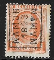 Namen  1923 Nr. 3109A - Vorfrankiert