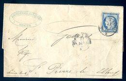Lettre Timbre Cérès Nantes 21 Vers St Pierre Les Elbeuf 1976 Raffineries Nantaises Avec Factures Des Raffineries  YN53 - Marcophilie (Lettres)