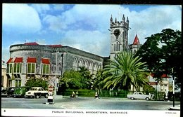 WD312 BARBADOS - PUBLIC BUILDINGS , BRIDGETOWN - Barbados