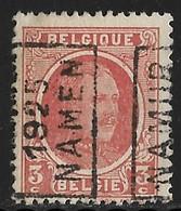 Namen  1925 Nr. 3942A - Vorfrankiert