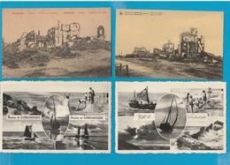 BELGIË Oostduinkerke, Lomardsijde, Westende, Middelkerke, Mariakerke Lot Van 67 Postkaarten. - Postcards