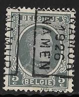 Namen  1926 Nr. 3818A - Vorfrankiert
