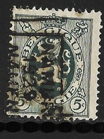 Namen  1929 Nr. 5097B - Vorfrankiert