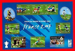 Fr. -- FRANCE  Bloc  &  Feuillet  --  2007  N° BF 110**  Neuf - Blocs & Feuillets