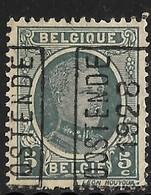 Oostende  1928 Nr. 4300A - Vorfrankiert
