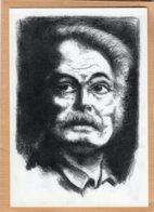B55121 G. Brassens, Portrait ,  Imagier Théo Thiercy - Cartes Postales