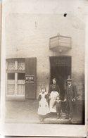 DUNKERQUE.Estaminet Nounou. Carte Photo Vers 1905 - Dunkerque